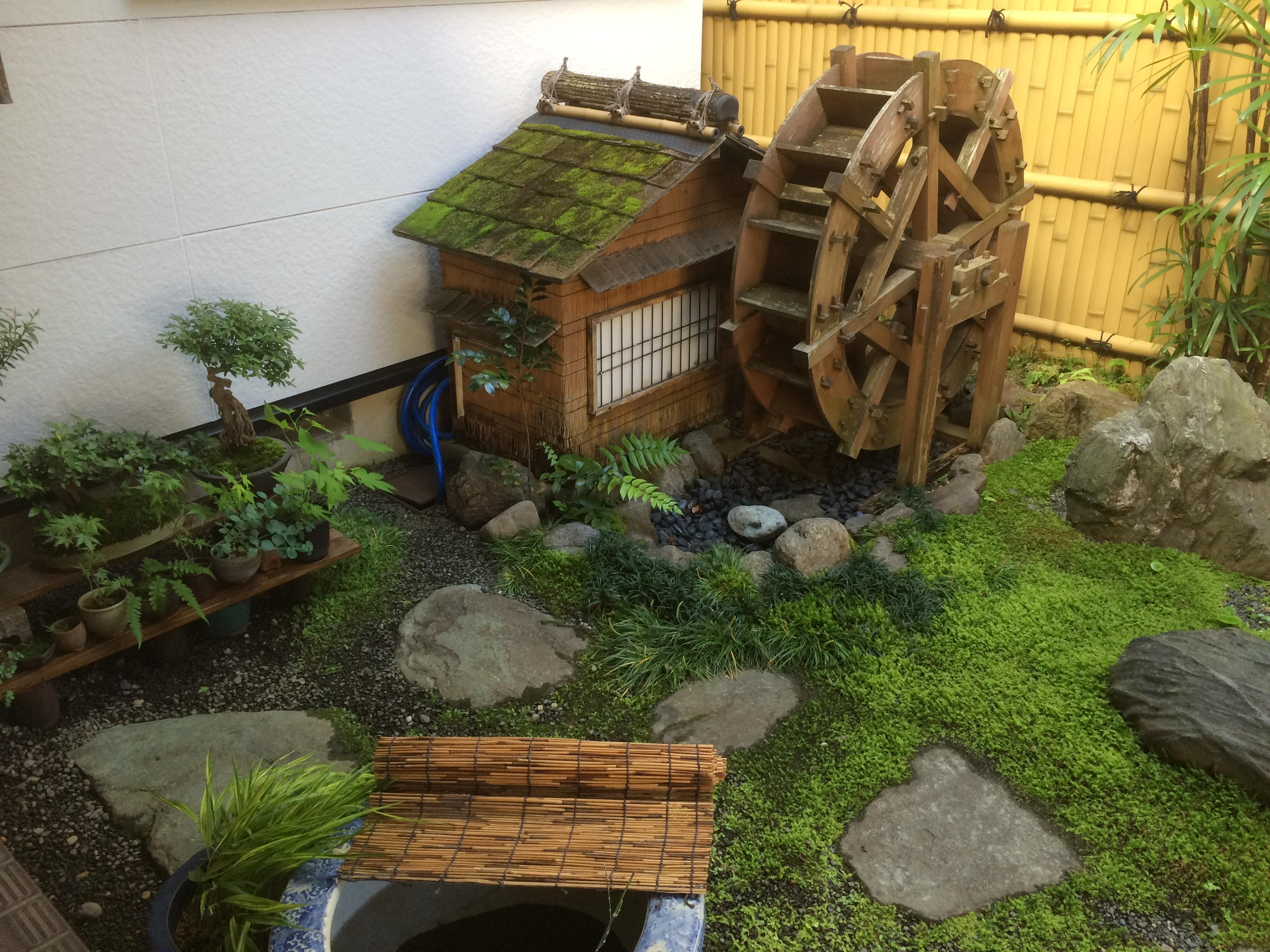 せゝらぎ庭